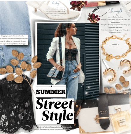 Summer Street Syle No.1