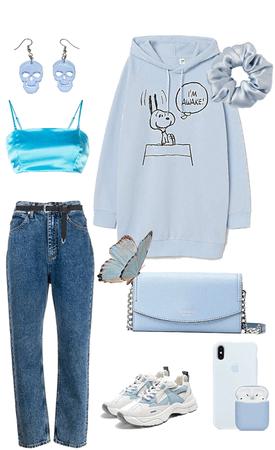 blue no 🧢💙