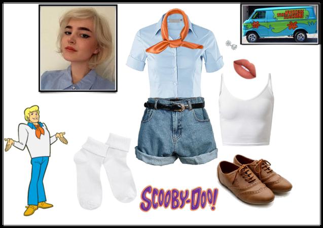Scooby Doo - Fred Jones