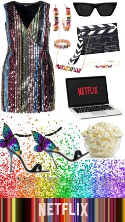 Netflix as a human