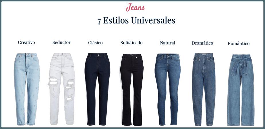 Jeans para cada estilo