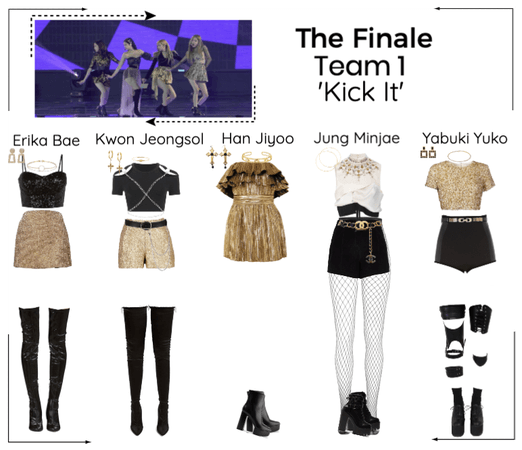 Finding Aesthetic - The Finale (Team 1)