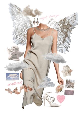 Angel: Halloween costume