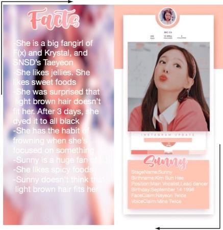 PinkWidow{핑크 위도우}Sunny Profile