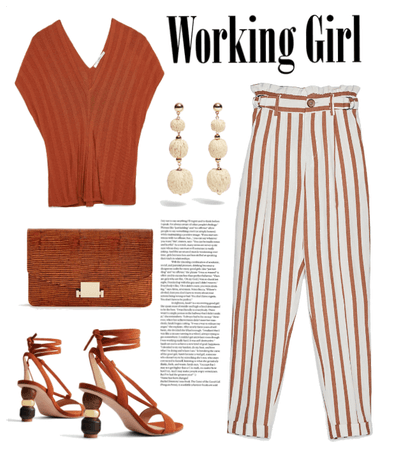 Earth tones: outfit2