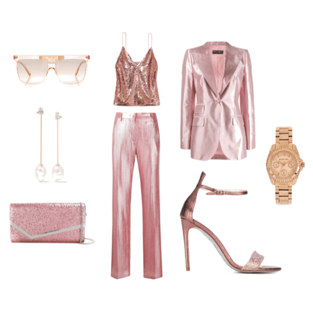Cocktail outfit for women