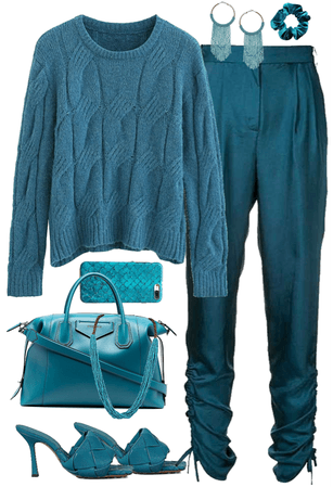 Shades of Teal
