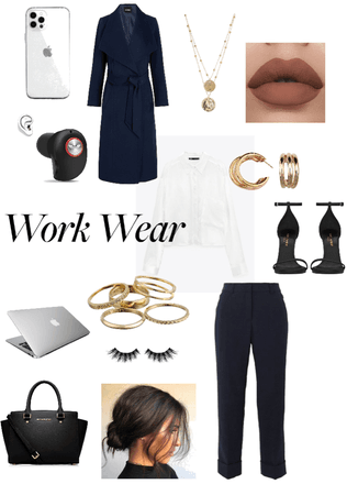 Workwear in the winter