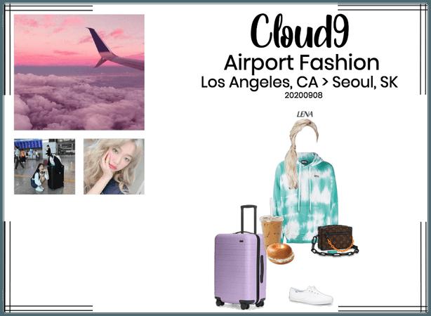 Cloud9 (구름아홉) | Lena Airport Fashion | 20200908