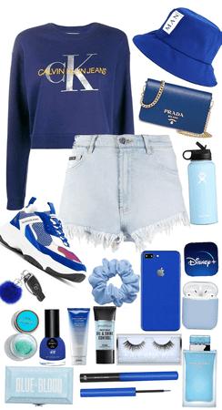 I'm Blue 🔵