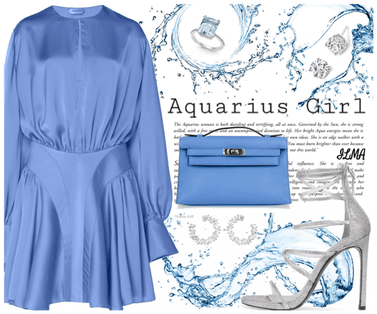 Aquarius Girl