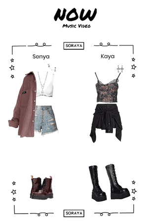 Senya & Kaya 'NOW' MV third look