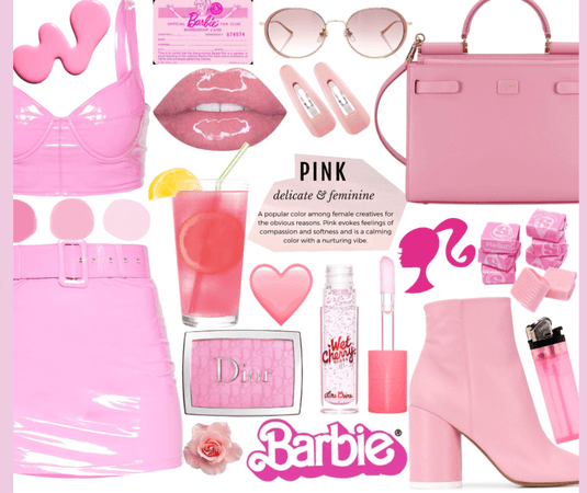 i'm barbie, this is ken.