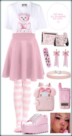 Pink Gamer