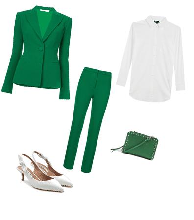 Green Power Suit