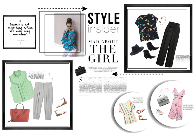 style insider: mad about the girl
