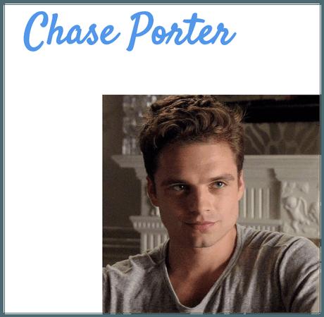 Twilight oc: Chase Porter