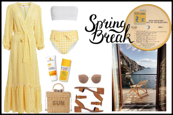 Spring Break (Everyday Look)