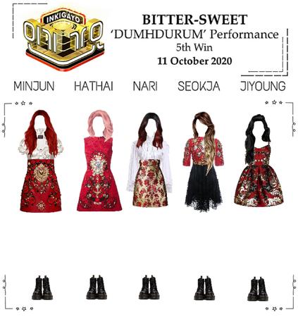 BITTER-SWEET [비터스윗] Inkigayo 201011