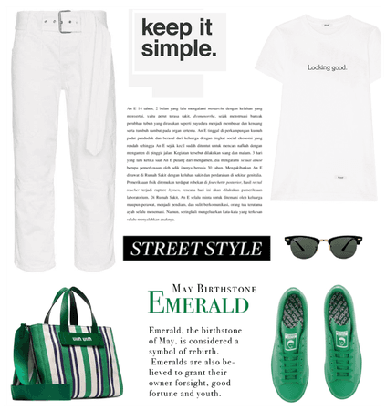 Emerald on the Streets