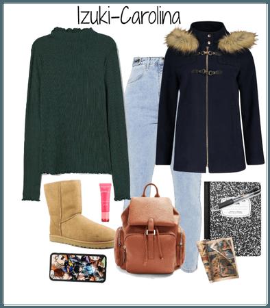 Izuki-Carolina Outfit 1