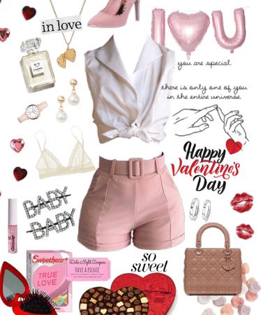 S. Valentine's Day