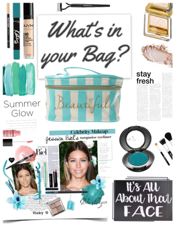 Whats in ur bag? Celebrity style/summer glow