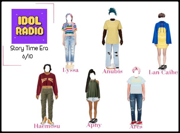 Idol Radio Story Time Era 6/10
