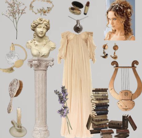 Roman/Greek Princess