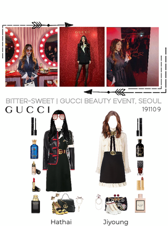 BSW Gucci Beauty Event Seoul 191109