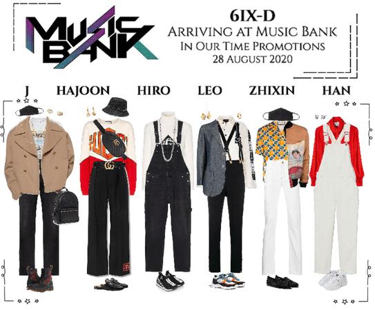 6IX-D [씩스띠] Music Bank 200828