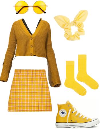 Yellow Fall challenge