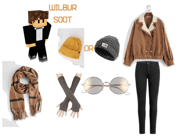 Wilbur soot  cosplay