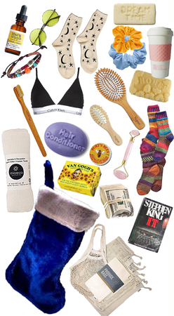 Stuff your Stocking - Hippie Edition