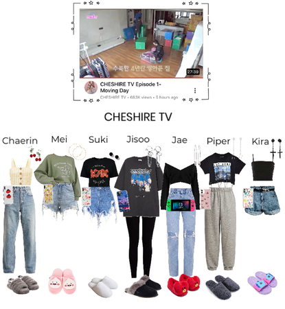 CHESHIRE TV episode 1- Moving Day