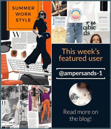 Featured User: Ampersands-1