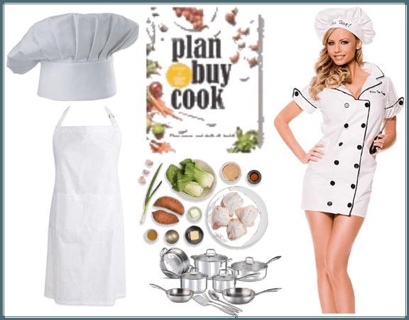 wannabe professional chef