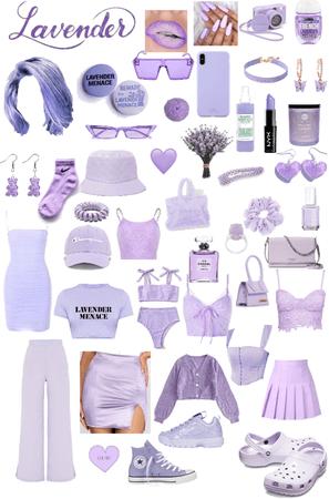 Lavender challenge