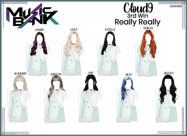 Cloud9 (구름아홉) | Music Bank | 20200812