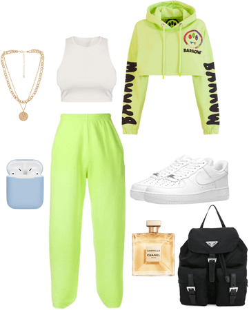 sporty outfit