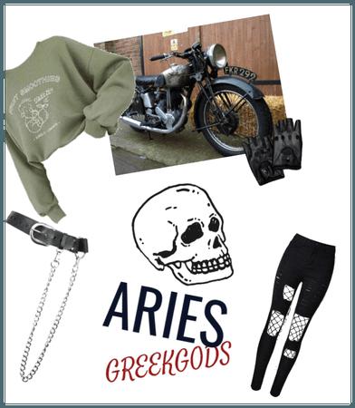Aries #GREEKGODS