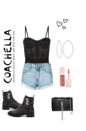 Coachella Ella Aye