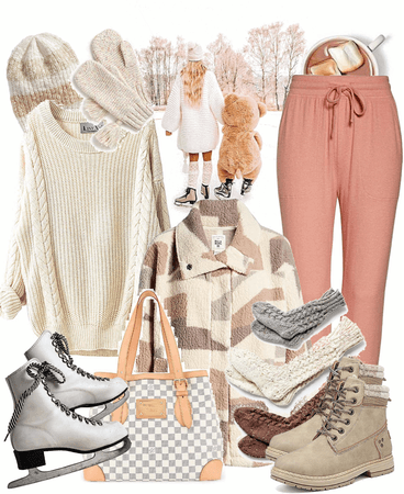 Winter Cabin Style! ⛄️
