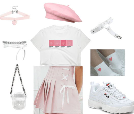 BTS 'Persona' Themed Concert Fit II