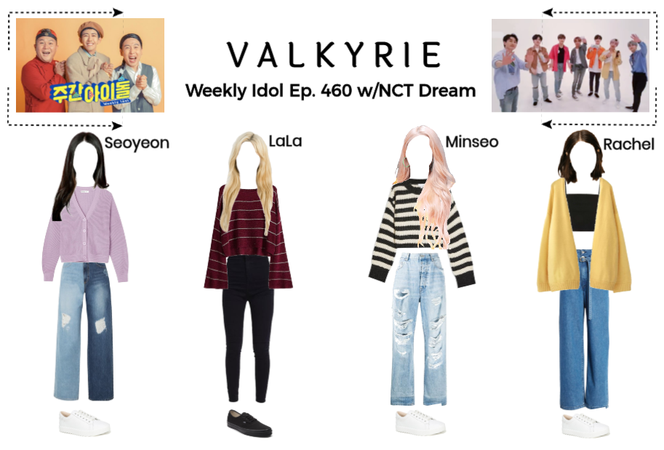 Valkyrie Weekly Idol Ep.460 w/NCT Dream