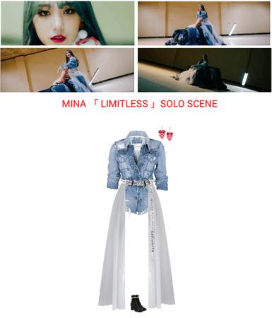 [HEARTBEAT]「 LIMITLESS 」| MINA SOLO SCENE