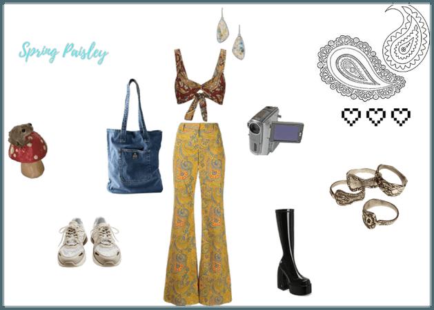 #paisley pattern