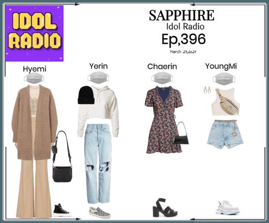 사파이어(SAPPHIRE)-[Idol Radio]Ep.396