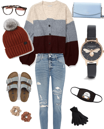 Bella's fashion outfit