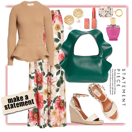 Statement Trousers 🌸